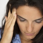 Kopfschmerzen können bis in die Zähne ausstrahlen.