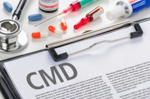 CMD-Aufbissschiene