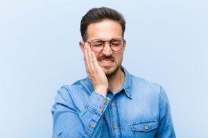 Zahnschmerzen durch Trigeminusnerv